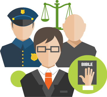Legal Services Graphic