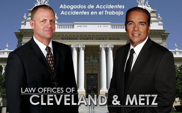 Lawyer Law Offices Cleveland Metz in Rancho Cucamonga CA
